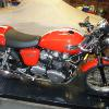Brand new Thruxton as delivered from the dealer with 6 miles on the odometer.